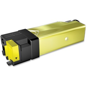 Media Sciences Toner Cartridge - Alternative for Dell (331-0718) - Yellow