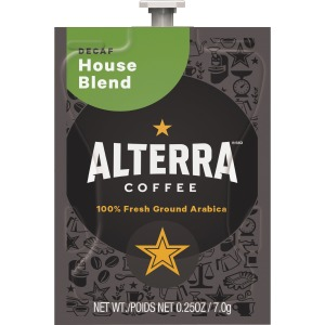 Mars Drinks Alterra House Blend Decaf Coffee