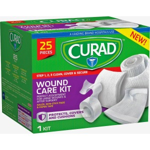 Curad Wound Care Kit