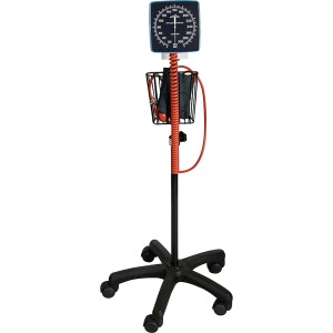 Medline Mobile Aneroid Sphygmomanometer