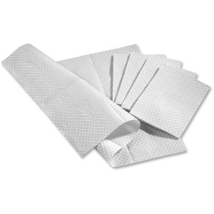 Medline Standard Poly-backed Tissue Towels