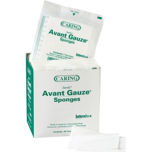 Medline Avant Sterile Gauze Sponges