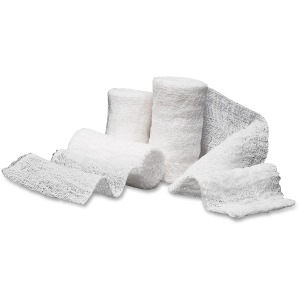 Medline Sterile Gauze Bandage Roll