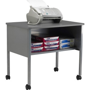 Mayline Mayline One Shelf Mobile Machine Stand