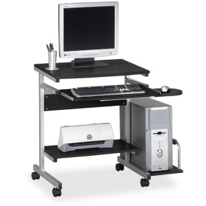 Mayline Eastwinds 946 Portrait PC Desk Cart