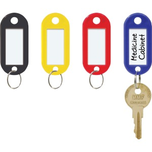 Steelmaster Assorted Key Tags