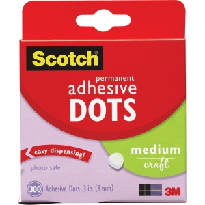 Scotch Adhesive Dots
