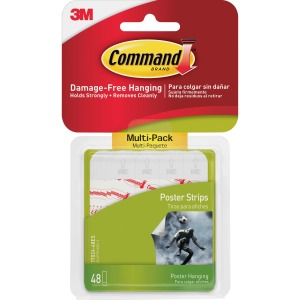 Command Poster Strips - Multi-Pack