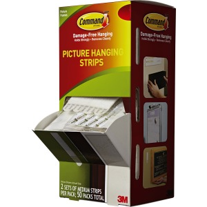 Command Picture Hanging Strips Trial Pack