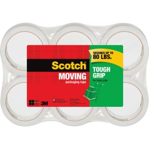 Scotch® Tough Grip Moving Packaging Tape