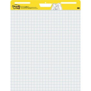 Post-it® Self-Stick Easel Pad Value Pack with Faint Grid