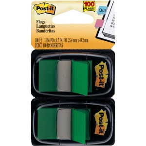 Post-it® Flags - 2 Dispensers