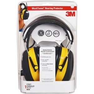 Tekk Protection Protection Digital WorkTunes Earmuffs