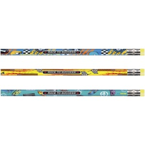 Moon Products Race To Success No. 2 Pencil