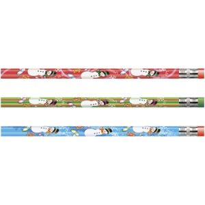Moon Products Snowman Seasonal Pencil