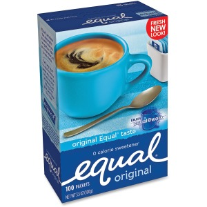Equal Sugar Substitute Packets