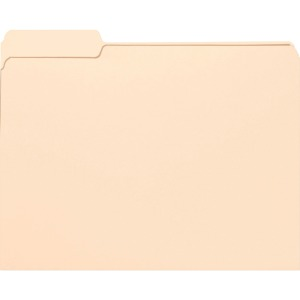 Nature Saver 1/3 Cut Manila File Folders