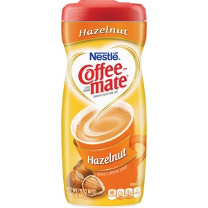 Nestlé® Coffee-mate® Coffee Creamer Hazelnut - 15oz Powder Creamer