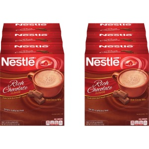 Nestle Hot Cocoa Single-Serve Hot Chocolate Packets