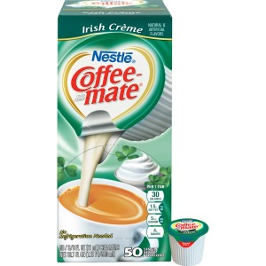 Nestlé® Coffee-mate® Coffee Creamer Irish Créme - liquid creamer singles