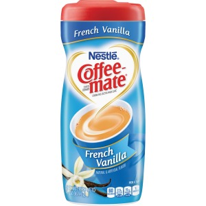 Nestlé® Coffee-mate® Coffee Creamer French Vanilla - 15oz Powder Creamer