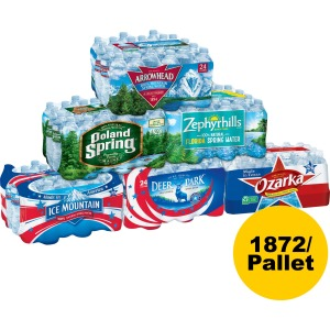 Nestle Premium Bottled Spring Water