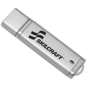 SKILCRAFT 4GB USB 2.0 Flash Drive