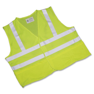 SKILCRAFT High-visibility Safety Vest