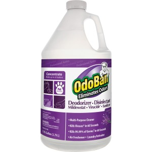 OdoBan Deodorizer Disinfectant Cleaner Concentrate