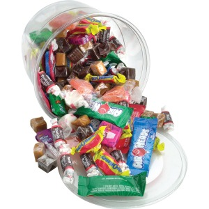 Office Snax Soft & Chewy Mix Assorted Candy Tub