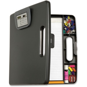 OIC Portable Cliboard Case with Calculator
