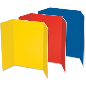 Pacon Spotlight Tri-fold Foam Presentation Boards