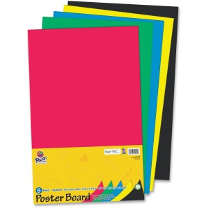 UCreate Poster Board Package