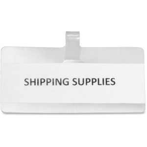 Panter Wire Rack Shelf Tags