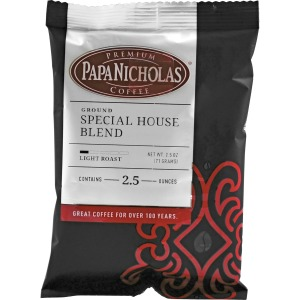 PapaNicholas Special House Blend Ground Coffee