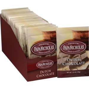 PapaNicholas Premium Hot Cocoa - Dutch Chocolate
