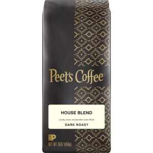 Peet's Coffee & Tea House Blend Ground Coffee