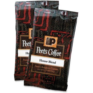 Peet's Coffee & Tea House Blend Fresh Roasted Coffee