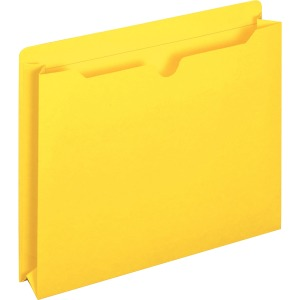 Pendaflex Double Top Tab Colored File Jackets