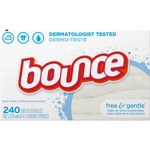 Bounce Free/Gentle Dryer Sheets