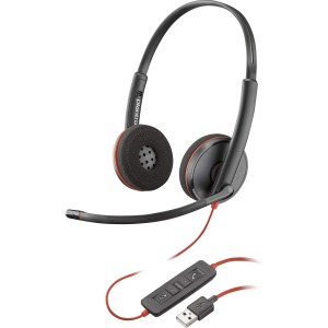 Plantronics USB Binaural Headset