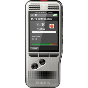 Philips Pocket Memo Voice Recorder (DPM6000/01)