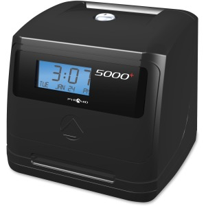 Pyramid Time Systems 5000 Automatic Time Clock