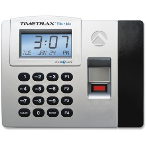 Pyramid Time Systems Elite Biometric Time/Attendance System