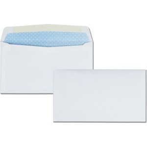 Quality Park Regular Security Side Seam Envelopes