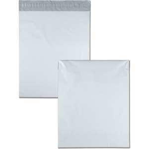 Quality Park White Poly Mailing Envelopes