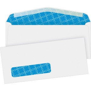 Quality Park Window Business Security Envelopes
