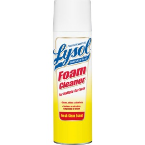 Professional Lysol Disinfectant Foam Cleaner