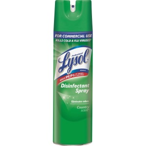 Lysol Country Scent Disinfectant Spray