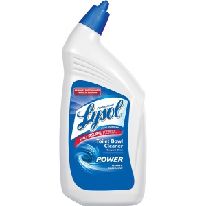 Professional Lysol Power Toilet Bowl Cleaner